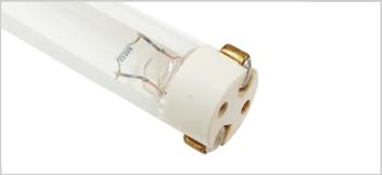 代表的な蛍光灯型殺菌灯の写真